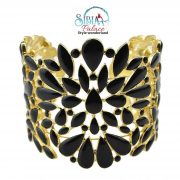 Black Gold Exotic Cuff