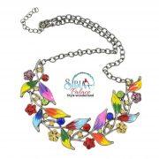 Sibia Palace Colour Festival Set Necklace