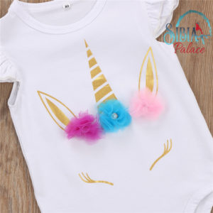 Cute Baby Girl Novelty Jumpsuit