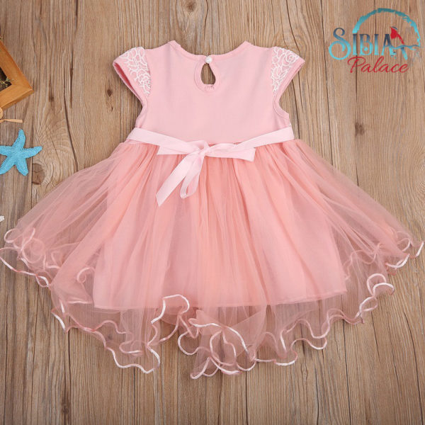 Pink Princess Wedding Tutu