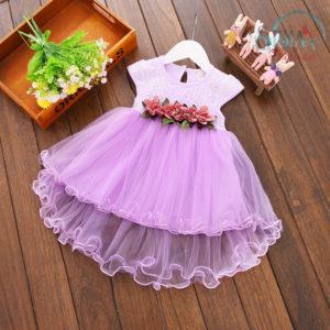 Purple Princess Wedding