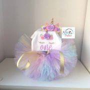 Pastel Unicorn Sibia Palace Birthday Set Year One