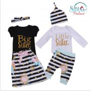 Sibia Palace Big & Little Sister 3 Pcs Set