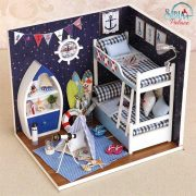 Sibia Palace DIY Toy Little Sailor Boy Room
