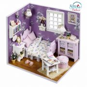 Sibia Palace Dreaming Angel DIY Doll House Australia