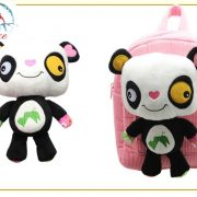 Sibia Palace Friends Forever Backpack Pekoo Panda Shown