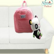 Sibia Palace Friends Forever Backpack Pekoo Panda Stuffed Plush Toy