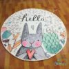 Sibia Palace Hello Bunny Baby Kids Play mat