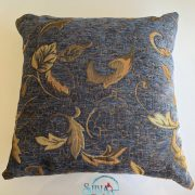 Sibia Palace Ocean & Nature Cushion Gold