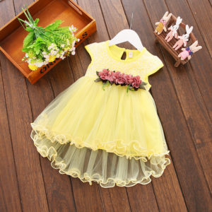 Yellow Princess Wedding Tutu
