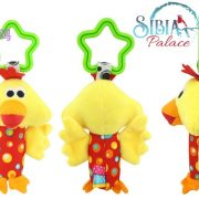 Sibia Palace Cute Chick Rocking Baby Rattle2