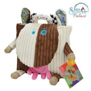 Sibia Palace Flappy Cookie Cow Plush Toy Backpack