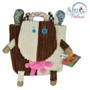 Sibia Palace Flappy Cookie Cow Plush Toy Backpack1