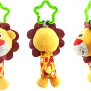 Sibia Palace Roaring Lion Rocking Baby Rattle2