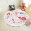 Sibia Palace Pink Wonderland Baby Tummy Time Play Mats