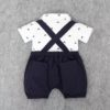 Sibia Palace Baby Boy 2nd Birthday 2 Piece Set Little Sailor Black Back