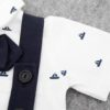 Sibia Palace Baby Boy 2nd Birthday 2 Piece Set Little Sailor Black Short Sleeve