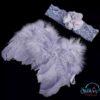 Sibia Palace Baby Photo Prop Wings Set Grey 2 Pcs