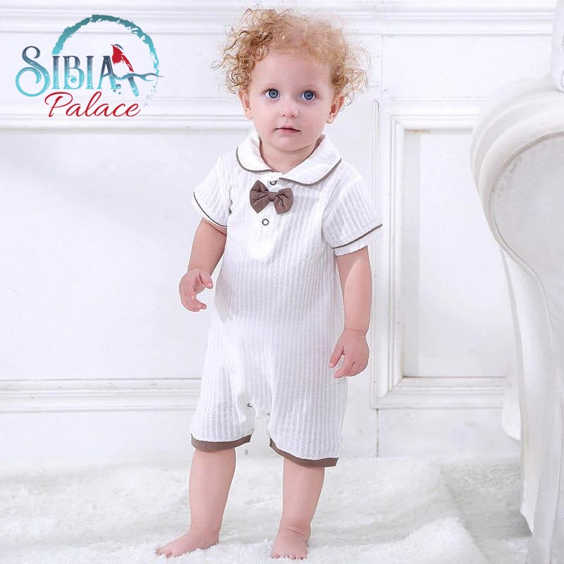 a7f4bc63d1b3a Sibia Palace My Little Sailor Baby Boy 1st Birthday Romper
