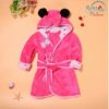 Sibia Palace Minnie Mouse Bath Sleep Robe