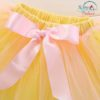 Sibia Palace Baby Girl 1st Birthday You Are My Sunshine 3 Pcs Outfit