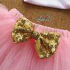 Sibia Palace Baby Girl 2nd Birthday Unicorn Pink Outfit Dress Sets Tutu