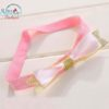 Sibia Palace Baby Girl Yellow Pink 1st Birthday Outfit 3 Piece Set Headband