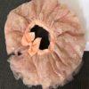 Sibia Palace Cake Smash Tutu Gold Peach