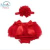 Sibia Palace Red Bloomer Sets
